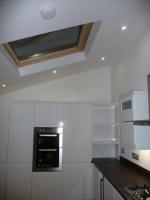 Modern kitchen wall bank